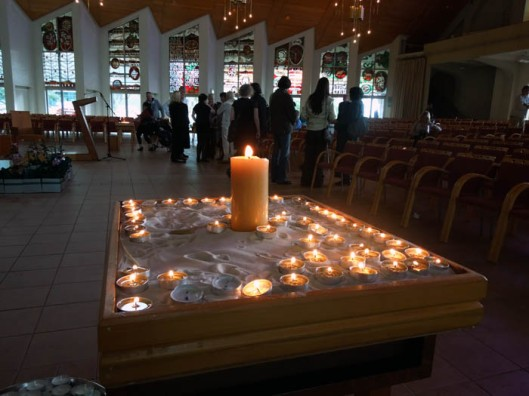 candles donor service