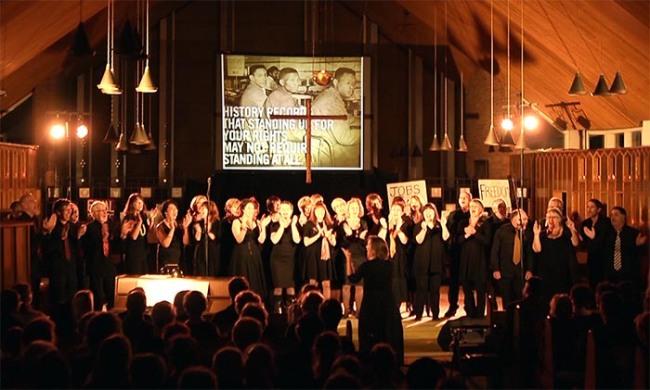 MTF full choir